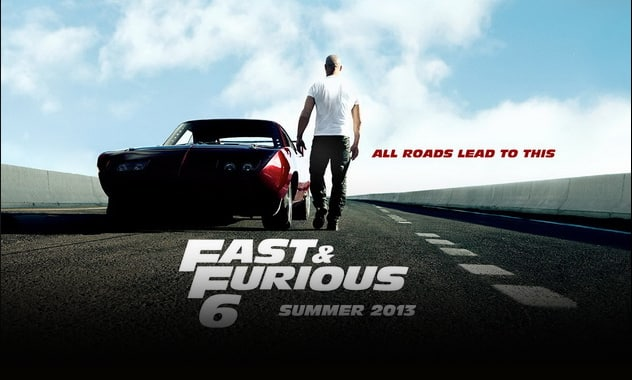 Closed-Fast & Furious 6 VIP Advance Screening Ticket Giveaway -Closed
