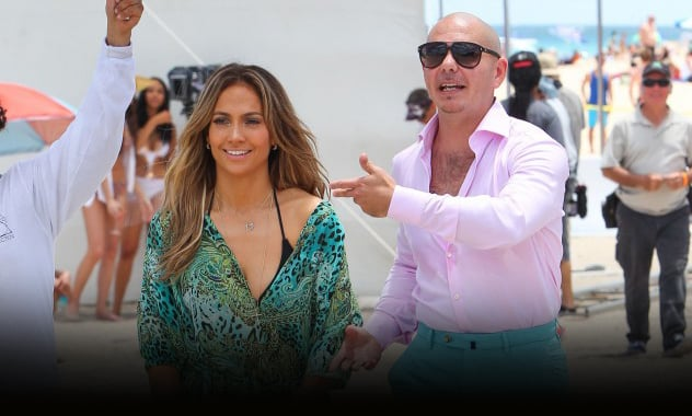 Jennifer Lopez's 'Live It Up' Music Video Shoot Disrupted By Nearby Gunshots  2