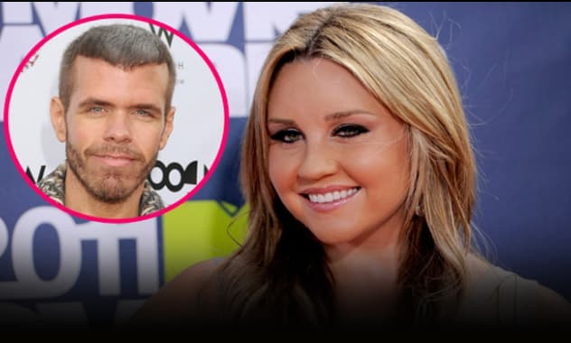 Amanda Bynes Raging Again: Demands Perez Hilton 'Kill [Him]self'  1