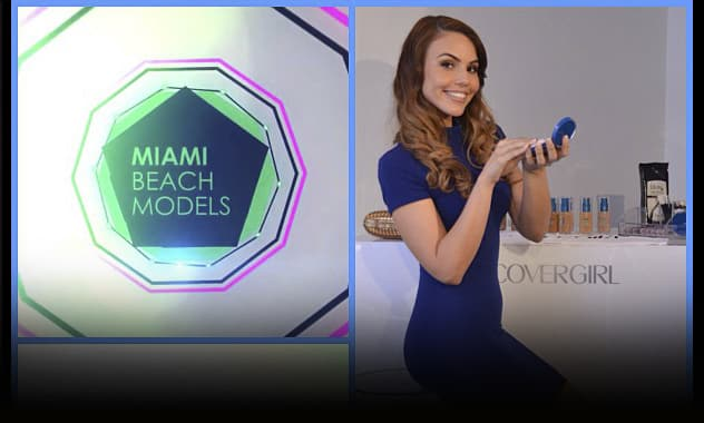 """The Latin-model-search reality series sponsored by COVERGIRL® """"Miami Beach Models"""" chose Puerto Rican Ruth Feliciano as it's first winner. 1"""