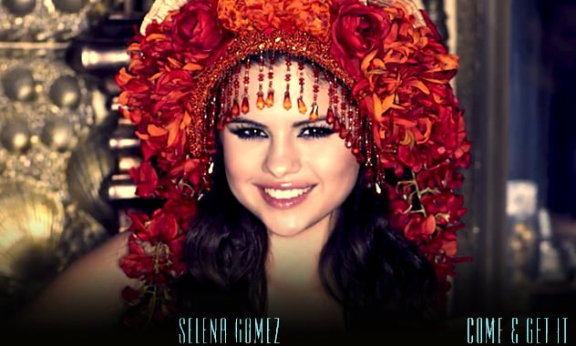 Come & Check Out The New Video 'Come And Get It' From Selena Gomez 2