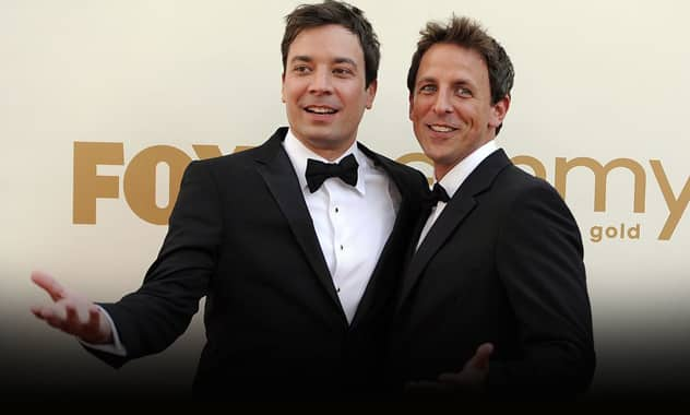 Seth Meyers To Take Over As 'Late Night' Host 1