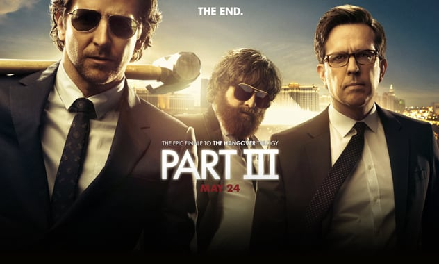 "Closed-THE HANGOVER PART III ""Wolf Pack Kit"" Sweepstakes-Closed"
