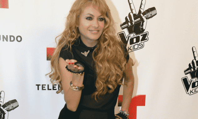 Paulina Rubio Joins 'The X Factor' 1