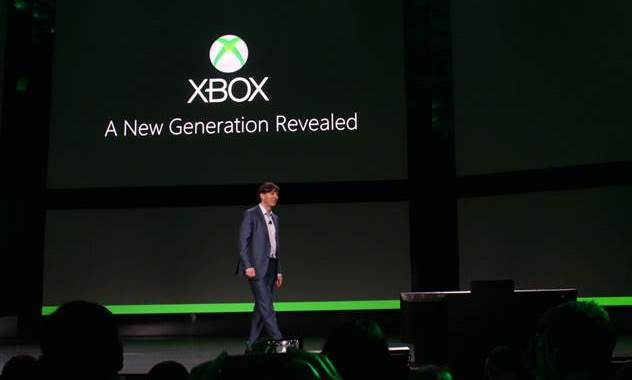 Microsoft Gives Big Reveal Of The Next Gen Console The 'Xbox One'