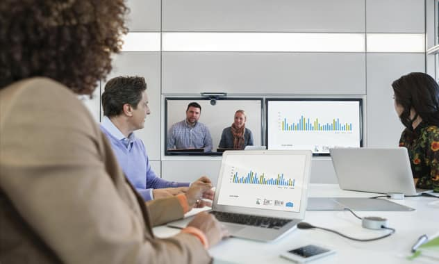 Steelcase Forecast: Walls Are The Next Technology Device