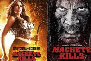 Teaser Trailer MACHETE KILLS & Teaser Posters 2