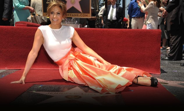International Superstar Jennifer Lopez  To Be Honored With 2,500th Star On Hollywood Walk Of Fame! 2