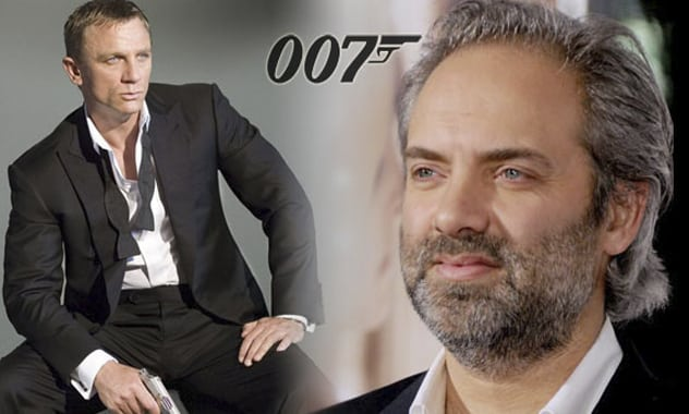 Sam Mendes May Return For James Bond; 'Skyfall' Director Could Helm Bond 24