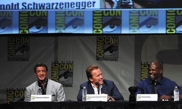 Arnold Schwarzenegger In 'Terminator 5,' 'Expendables 3': Actor To Reprise Famous Roles