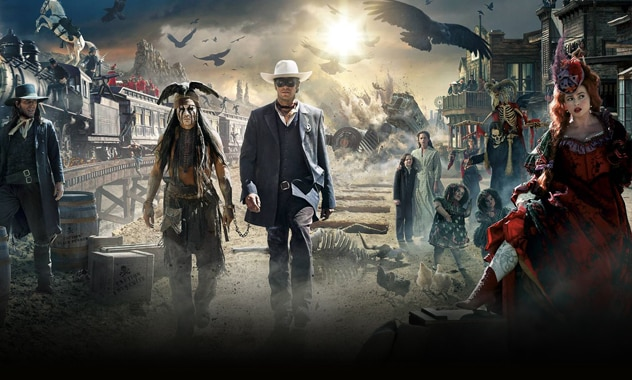 Closed-THE LONE RANGER VIP Advance Screening Ticket Giveaway-Closed