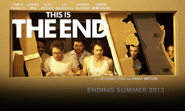 CLOSED-THIS IS THE END VIP Advance Screening Ticket Giveaway -CLOSED