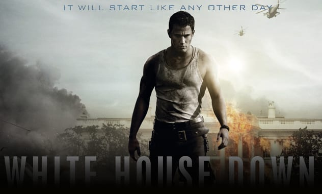 Closed-WHITE HOUSE DOWN VIP Advance Screening Ticket Giveaway-Closed