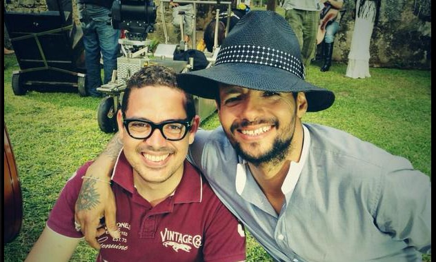Draco Rosa And Juan Luis Guerra Shoot New Video In DR