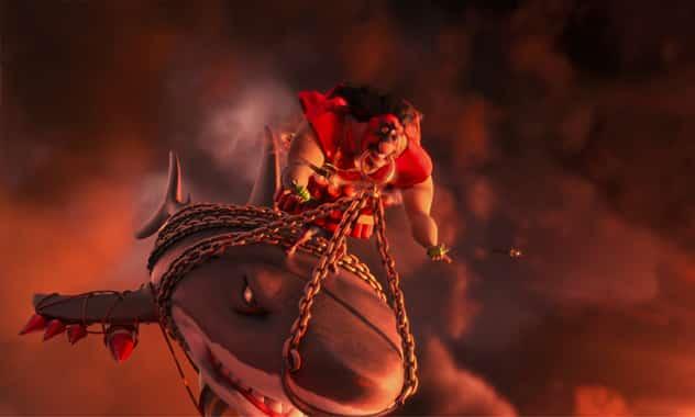 """Super Villain """"EL MACHO"""" - Despicable Me 2 2"""