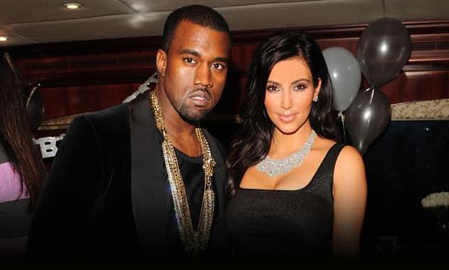 Kim Kardashian, Kanye West's Baby Name Revealed  2