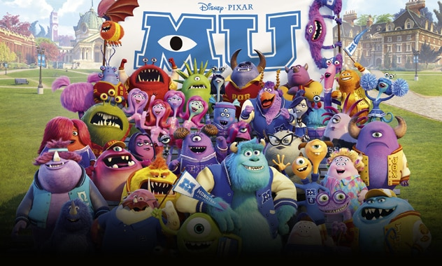 CLOSED-MONSTERS UNIVERSITY VIP Advance Screening Ticket Giveaway-CLOSED