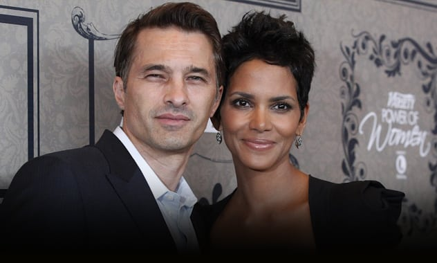 Olivier Martinez & Halle Berry Are Expecting A Boy 1