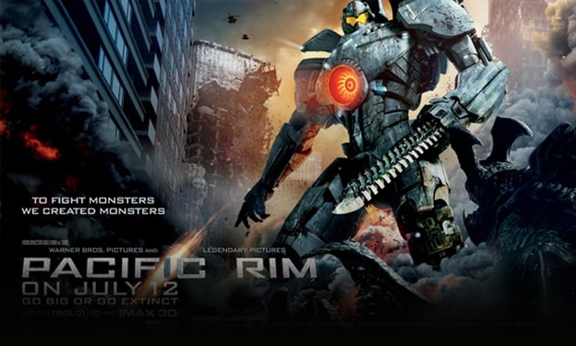 """CLOSED-PACIFIC RIM """"Jaeger Pilot Pack"""" Sweepstakes-CLOSED"""