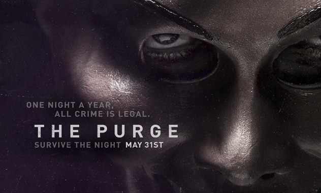 Universal Pictures' THE PURGE in theaters June 7, 2013! 1