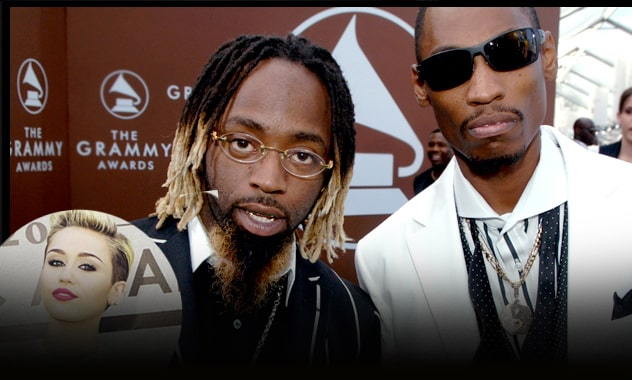 Ying Yang Twins' Decicate Song 'Miley Cyrus' To... Well....... Miley Cyrus 1