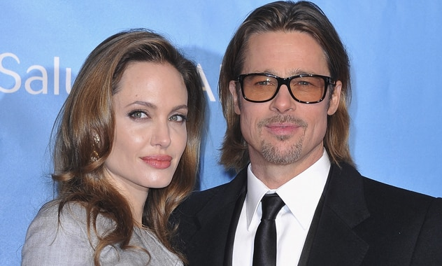 Angelina Jolie and Brad Pitt's Car Gets Broken Into, Man Caught With Stolen Phone and iPads 1