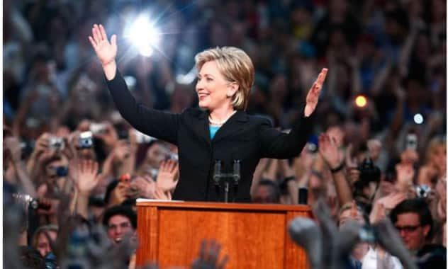 NBC To Air Hillary Clinton Miniseries Right Before 2016 Election
