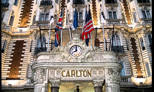 Rich Pickings: Cannes' £34 Million Jewellery Heist