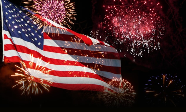 Wishing You A Very Festive 4th Of July 2