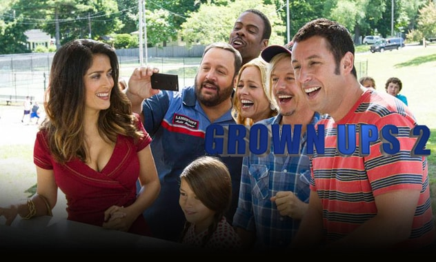 Closed-GROWN UPS 2 VIP Advance Screening Ticket Giveaway-Closed