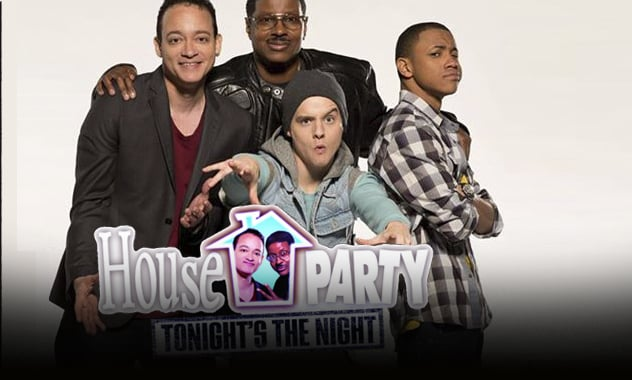 CLOSED--HOUSE PARTY 5 DVD Giveaway Sweepstakes--CLOSED