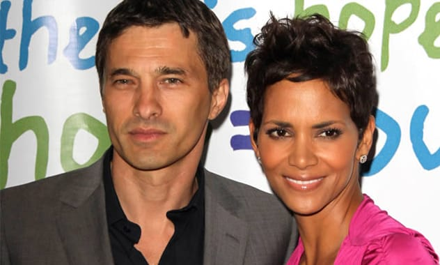 Halle Berry Marries Olivier Martinez After Year Long Engagement
