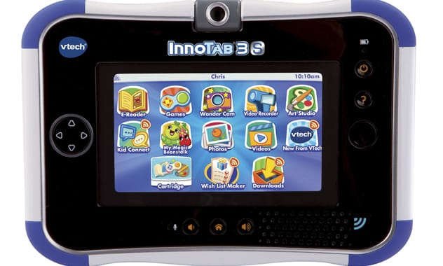 VTech® Announces Innotab® 3S: 2nd Generation Wi-Fi Enabled Children's Learning Tablet For Under $100