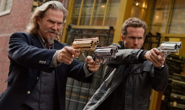 "Universal Pictures' Reveals New Images & Behind-the-Scenes For 'R.I.P.D."" 1"