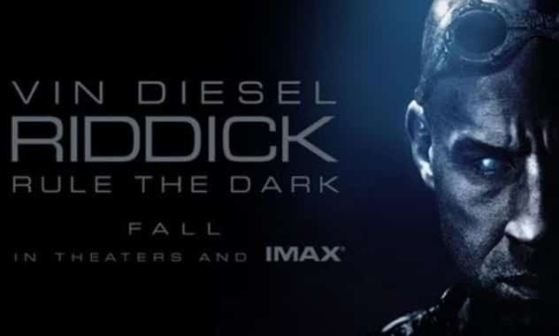 RIDDICK - Restricted Trailer Unleashed at Comic-Con! Watch & Share Now! #SDCC