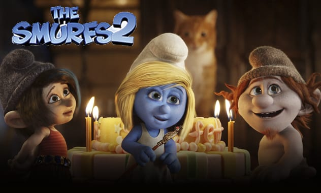 CLOSED-SMURF 2 VIP Screening Movie Pass Giveaway -CLOSED