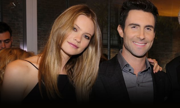 Congrats!! Adam Levine And Behati Prinsloo Are Engaged   1