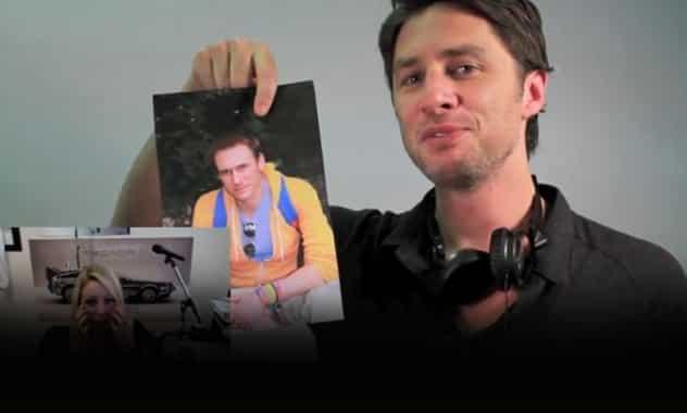 Musician Matt Hulbert Gets Zach Braff and Others To Help Propose To Girlfriend  2