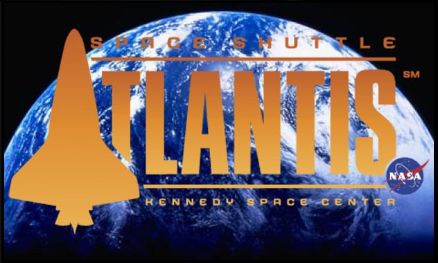 Space Shuttle Atlantis(SM) - Opens June 29 at Kennedy Space Center Visitor Complex
