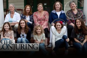 joey king the conjuring
