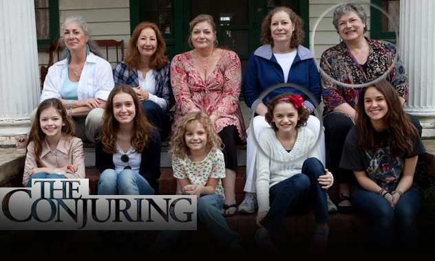 Have A Listen To ZayZay's Interview With Andrea Perron and Joey King for the Movie 'The Conjuring' 2