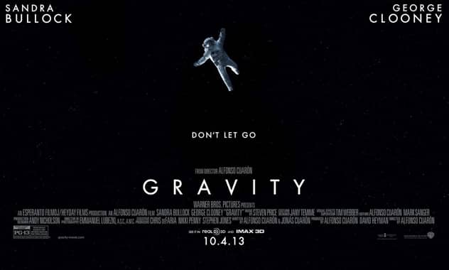 2 New Trailers for Director Alfonso Cuaron's GRAVITY