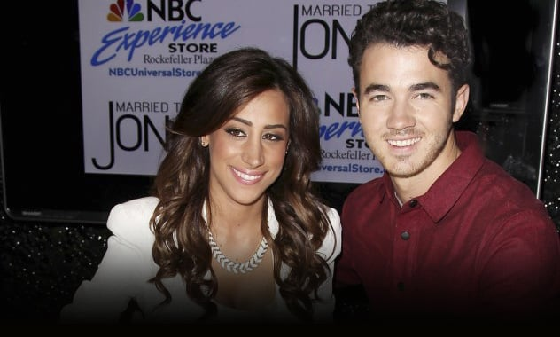 Kevin Jonas and Wife Danielle Expecting First Child 2