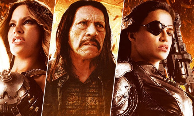 'MACHETE KILLS' To Open In Theaters October 4th 1