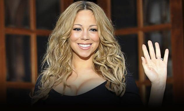Mariah Carey Rushed to Hospital With Major Shoulder Injury 2