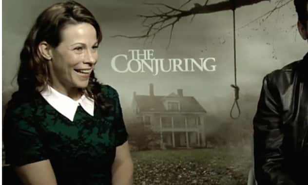 Veteran Actress Lili Taylor Makes Come Back With Her 'Conjuring' Role