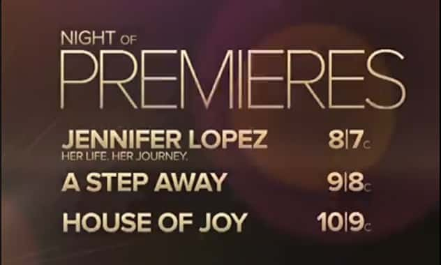 NUVOtv Delivers Huge Night of Premieres with Jennifer Lopez Special and Tops All Major Cable Networks  1