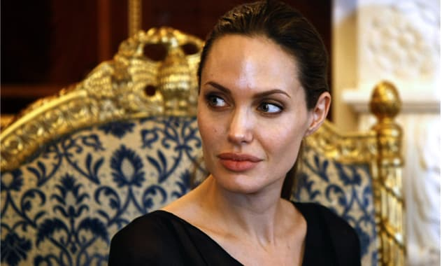 Angelina Jolie Scouts Hawaii Locations For New 'Unbroken' Film