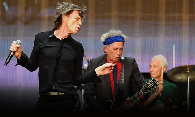 The Rolling Stones frontman's Mick Jagger Turns 70 & Recieves 1st Emmy Nomination 1
