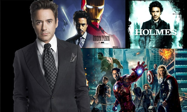 Highest-Paid Actors 2013: Robert Downey Jr.'s $75 Million Puts Him At The Top Of The List